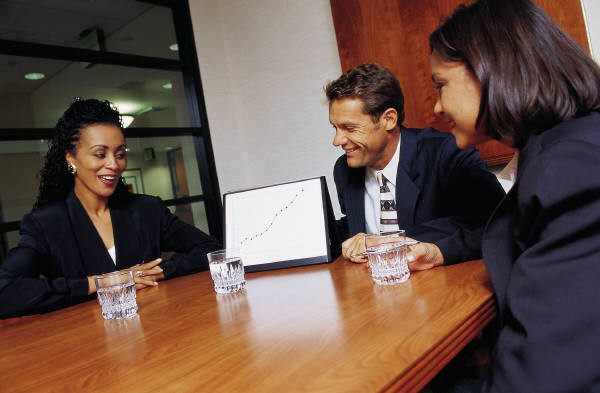 Eight Ways to Improve Your Presentation Skills