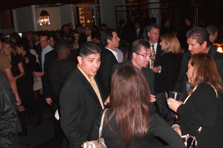 qualifying prospects at networking events
