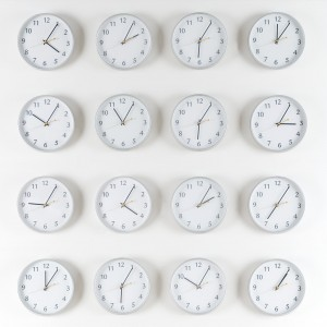 Sales in Multiple Time Zones