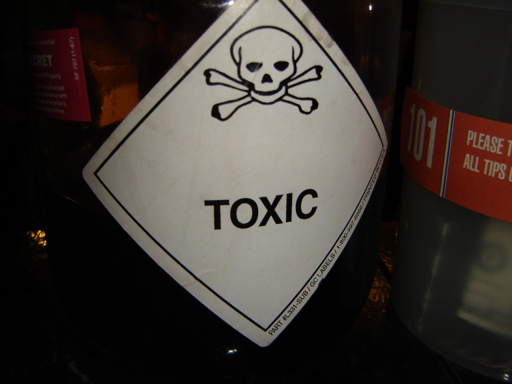 Toxic Sales Thoughts