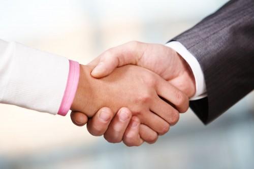 Twelve Ways to Screw Up a Handshake